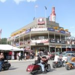 The Easyriders Saloon offered nonstop entertainment throughout the week