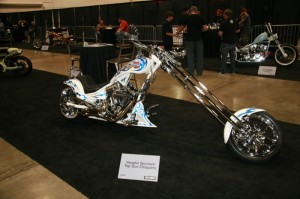The Artistry in Iron Master Builders Championship brought in the top builders in the U.S. to BikeFest