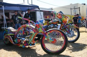 Welcome to the wacky world of bike creator Rick Fairless of Strokers Dallas