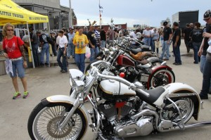 Chromed-out and classic customs on display at Pier 21