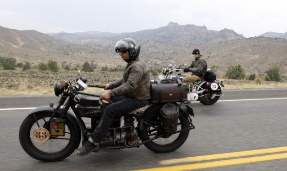 2012 Motorcycle Cannonball