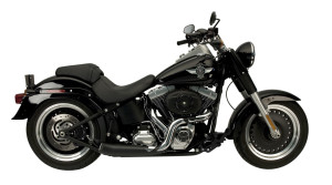 SuperTrapp Road Legends Phantom Pipe II for Softails and Dynas