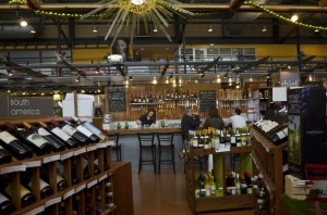 The Thief Wine Shop/Bar in the Milwaukee Public Market