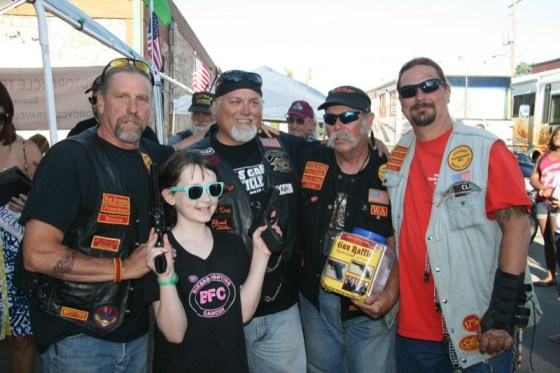 Hells Canyon Rally - Bikers Fighting Cancer