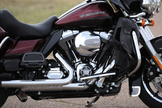 The High Output Twin Cam 103 brings home the bacon thanks to high lift cams and better breathing