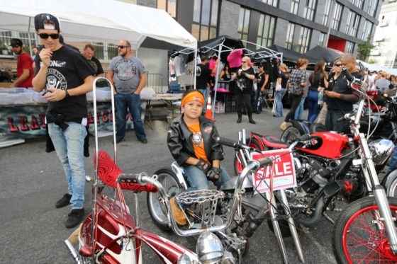 10th annual Indian Larry Grease Monkey Block Party