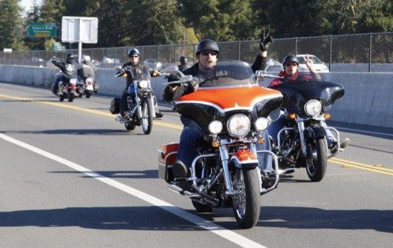 Riders head to the 8th annual Chilly Billy Run