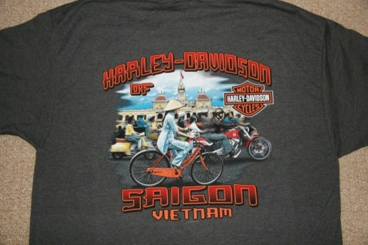 Harley-Davidson of Saigon T-shirt