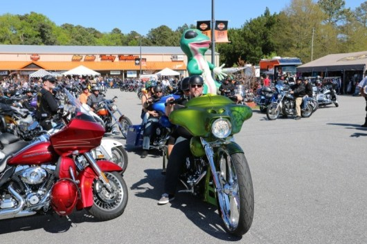 Outer Banks H-D is a hub of activity during OBX Bike Week