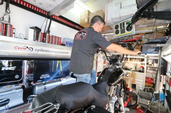Rush Full System Exhaust for Dynas