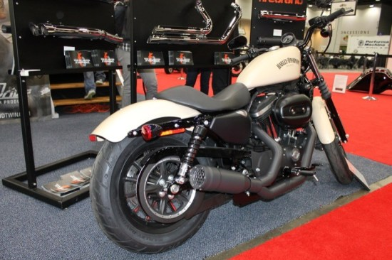 Firebrand's MotoGP-inspired FiftyTwo52 exhaust system