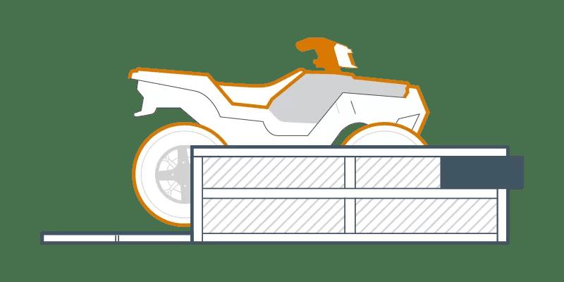 Ben Lift load capacity icon