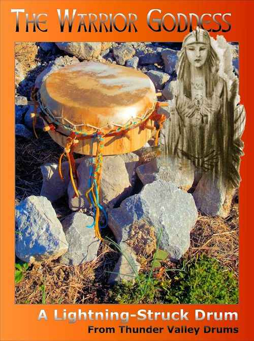 Warrior Goddess Drum