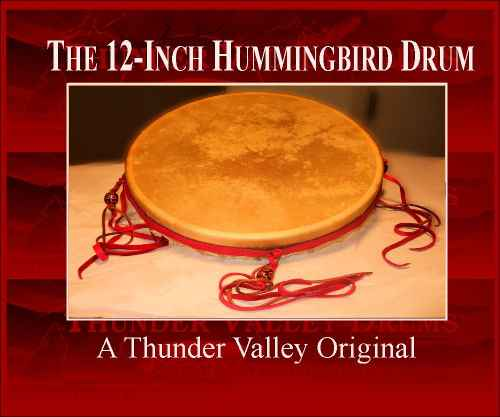 Hummingbird Drum