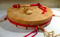 A TVD Thunder Drum made for a healer