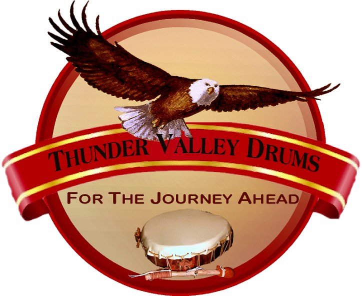 Thunder Valley Drums logo