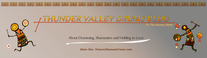 header for thunder valley drums blog