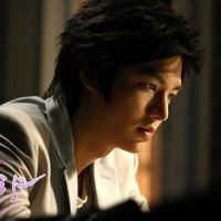 In which I surreptitiously suss out Lee Min-ho
