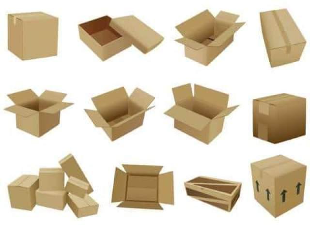 mau thung giay - Các mẫu thùng giấy carton