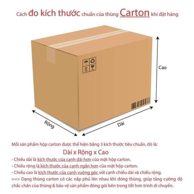 cach do kich thuoc thung carton - Cung cấp & bán Thùng giấy đựng hồ sơ ở TP.HCM