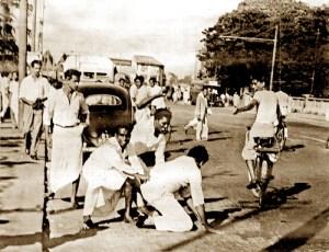 attacks 1958 riots