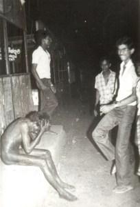 dancing the killing