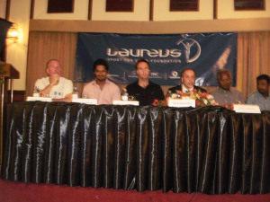 laureus event 27 March 2011