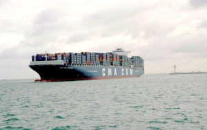 COLOMBO PORT -CONTAINER SHIP
