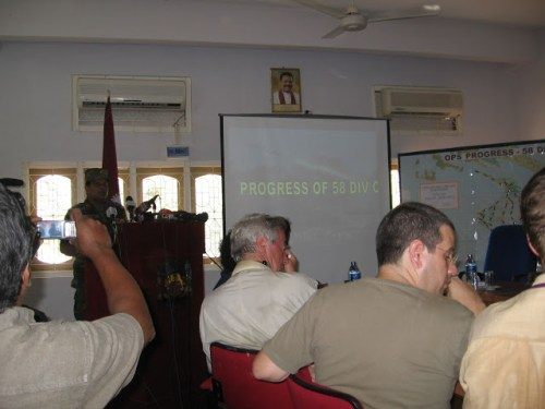 Reporters briefing -april 2009- 22