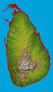 Topography_Sri_Lanka