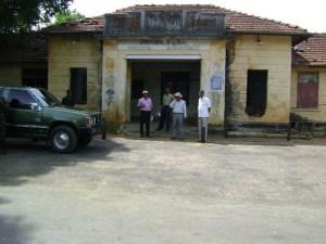 12-Kondavil Railway Station