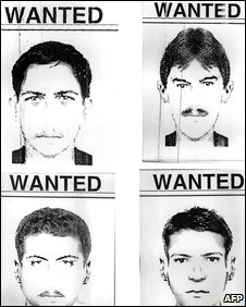 32a-- four suspects