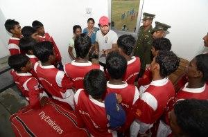 SNAGA exhorts M-Cup 2012