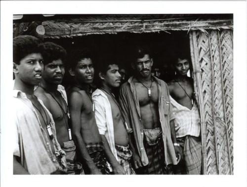 LTTE cadre with cyanide capsule