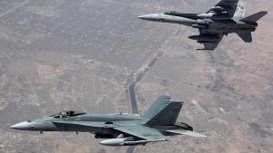 RAAF over baghdad