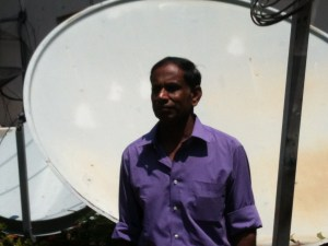 FORMER LTTE SPOKESMAN DAYA MASTER IN JAFFNA
