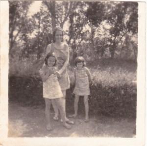 Shona with Kim & Maya