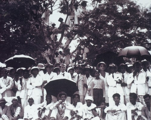 03-Ceylonese watch Aussies-1938