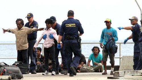 asylum seekers -daily tel