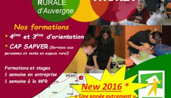 La Maison Familiale Rurale De Thuret Recrute Un Formateur En
