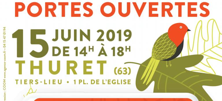 Agence COOM – Communication – Digital – Marketing – Portes ouvertes samedi 15 juin 14h à 18h