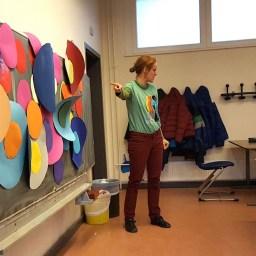 """Theater.Kunst.Stoffe,""""Farben"""", GripsWerke e.V."""