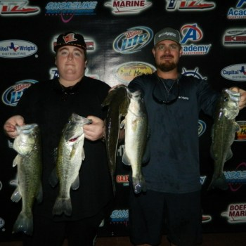 5TH PLACE – CALEB SMITH – CODY SMITH