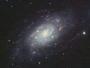 Spiral Galaxy NGC 2403
