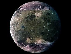 Ganymede (a moon of Jupiter)