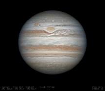 Jupiter on Dec 2, 2012