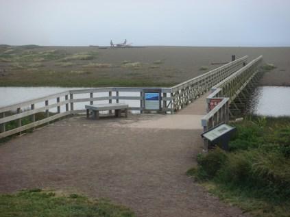 Rodeo Lagoon Bridge - m