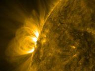 Sunspot AR1429 Approaches