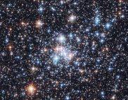Open Cluster NGC 290 - A Stellar Jewel Box - info here http://apod.nasa.gov/apod/ap140608.html