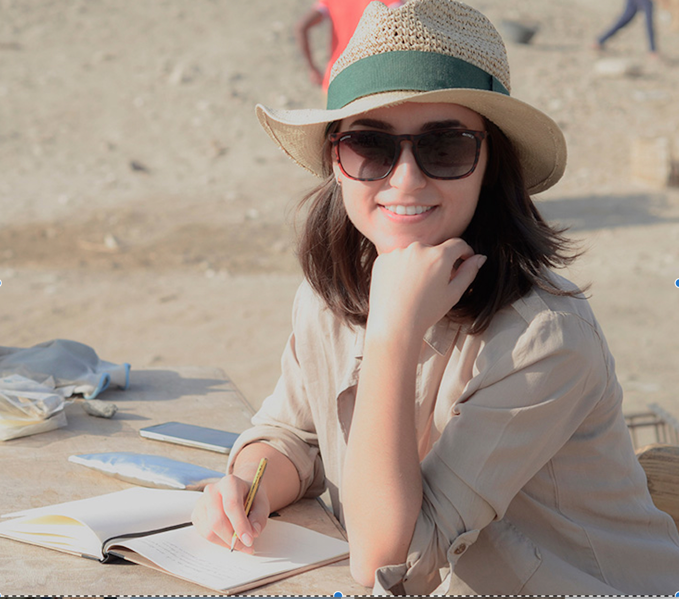 ana sanchez arqueóloga